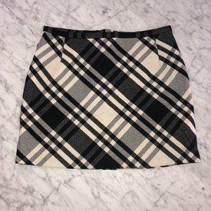 New Look- Plaid skirt